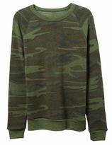 Ily Couture Camo Sweatshirt