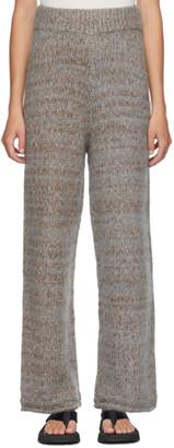 DRAE Multicolor Knit Lounge Pants