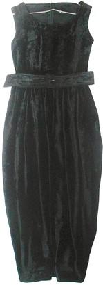 Comme des Garcons Black Polyester Dresses