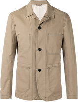 Joseph button-up field jacket - men - Cotton - 46