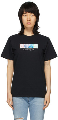 Noah NYC Black Circa New York T-Shirt