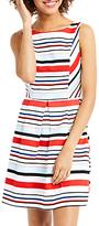 Oasis Multi Stripe Sundress, Multi