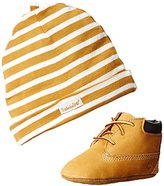 Timberland Two-Piece Crib Bootie and Hat Set (Infant/Toddler)