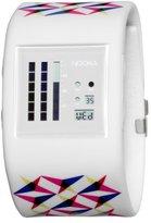 Nooka Unisex ZUB-ZENV-MB-38 Zub ZenV Miami Beach Polyurethane Watch