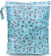 Bumkins BUMK2 Laundry Bag Blue 1 Pack