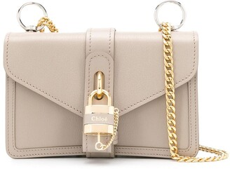 Chloé Aby lock shoulder bag