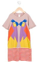 Stella McCartney Girls' Bird Print T-Shirt Dress