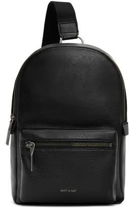 Matt & Nat VOASSM Small Sling Bag - Black