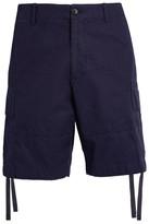Lanvin Cotton Cargo Shorts