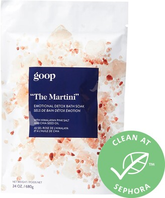 "Goop The Martini"" Emotional Detox Bath Soak"