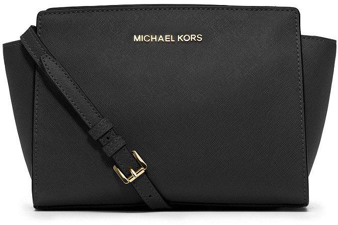 MICHAEL Michael Kors Selma Messenger Bag