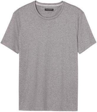Banana Republic Luxury-Touch Crew-Neck T-Shirt