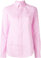 Polo Ralph Lauren checked shirt - women - Cotton - 6