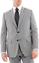 JCPenney Stafford Mini Houndstooth Suit Jacket - Classic
