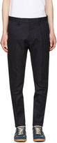 DSQUARED2 Navy Cotton Chinos