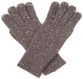 Oasis Sequin Knitted Glove