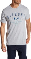 Rip Curl Surf City Standard Fit Heather Tee