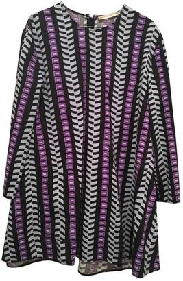 Balenciaga Purple Wool Top for Women