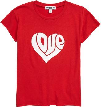 Sub Urban Riot Sub_Urban Riot Love Heart Graphic Tee
