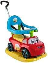 Smoby 4 In 1 Ride On Car Red