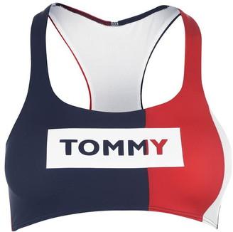 Tommy Bodywear Pure Bold Logo Crop Top