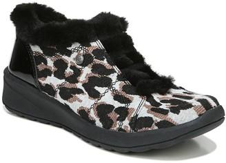 Bzees Golden Women's Washable Faux Fur Ankle Boots