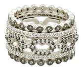 Freida Rothman Set of 5 Stacking Rings