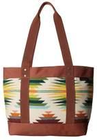 Pendleton Small Snap Tote Tote Handbags