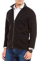 Daniel Cremieux Full-Zip Reversible Cardigan
