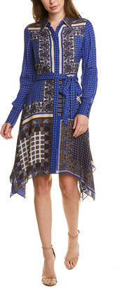 Elie Tahari Roxanne Shirtdress