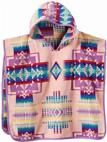 Pendleton Chief Joseph Hooded Children's Towel - Pink