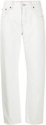 MM6 MAISON MARGIELA wide-leg cropped jeans