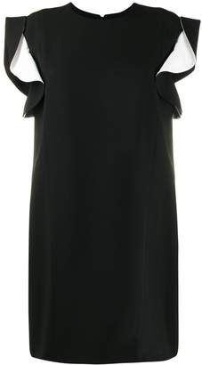Givenchy Ruffle Sleeve Dress