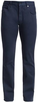 Giorgio Armani Micro-Twill Stretch Chino Pants