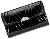 Coldwater Creek Elegant patent clutch