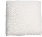 Allude Cross-knit cashmere cushion