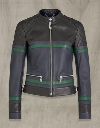 Belstaff Velocette Leather Jacket