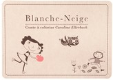 CAROLINE ELLERBECK Snow White Colour-in Story (French)