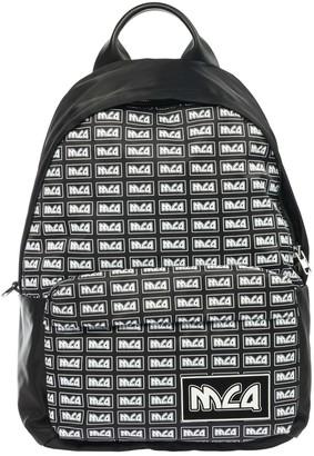 McQ Metal Repeat Backpack