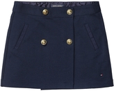 Tommy Hilfiger Final Sale- Th Kids Wrap Skirt