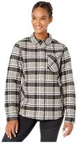 Obermeyer Avery Flannel Jacket (Berm Plaid) Women's Clothing