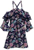 Trixxi Ruffled Woven Dress (Big Girls)