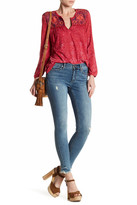 Lucky Brand Brooke Distressed Legging Jean