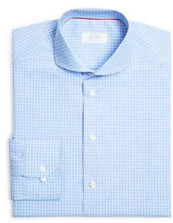 Eton of Sweden Check Regular Fit Dress Shirt