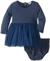 Splendid Littles Indigo Stone Stripe Girl's Dress