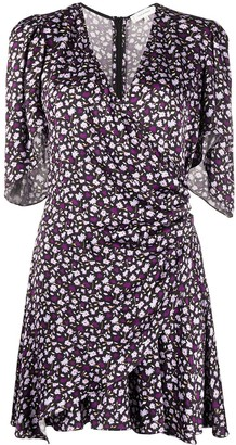 Chinti and Parker Floral Print Dress