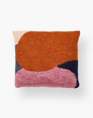Madewell MINNA Wool Hillside Pillow