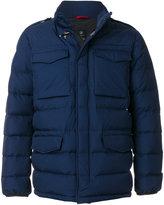 Fay cargo pocket padded jacket