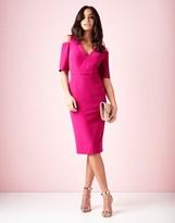 Star by Julien Macdonald Cold Shoulder Midi Dress