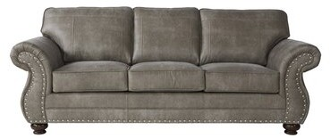 """Thumbnail for your product : Alcott Hill Tariq 91"""" Round Arm Sofa with Reversible Cushions"""
